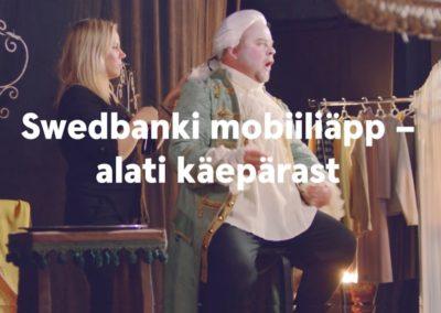 SWEDBANK MOBILE APP